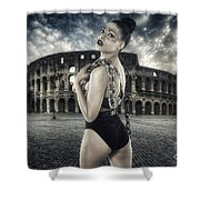 Unleashed Shower Curtain