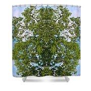 Unnatural 46 Shower Curtain