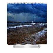 Untamed Nature 2 Shower Curtain