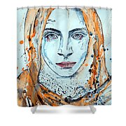 Untitled 10 Shower Curtain