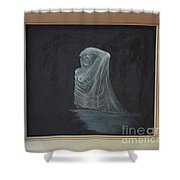 Untitled 12 Shower Curtain