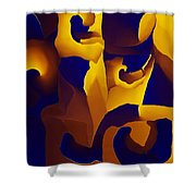 Untitled 122712 Shower Curtain