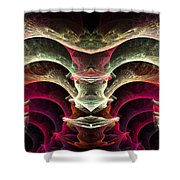Untitled 226 Shower Curtain