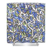 Untitled #36 Shower Curtain