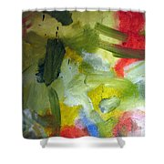 Untitled #4 Shower Curtain