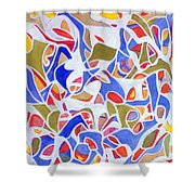 Untitled #42 Shower Curtain