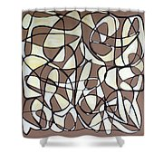 Untitled 44 Shower Curtain