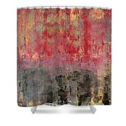 Untitled No. 6 Shower Curtain