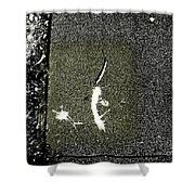 Untitled No. 81 Shower Curtain