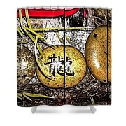 Untitled No.108 Shower Curtain