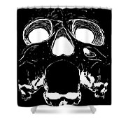 Untitled No.21 Shower Curtain