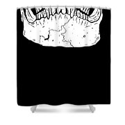 Untitled No.34 Shower Curtain