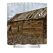Untold Stories Shower Curtain