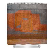 Unttled Xxiv Shower Curtain
