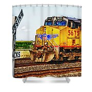 Up 5675 Shower Curtain