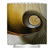 Up The Stairway Shower Curtain