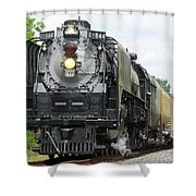 Up844 Shower Curtain