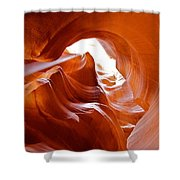 Upper Antelope Canyon 1 Shower Curtain