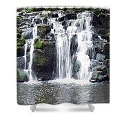 Upper Beaver Falls Shower Curtain