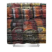 Upper Canada Beer Shower Curtain