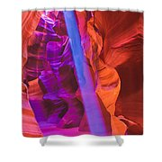 Upper Canyon 20 Shower Curtain