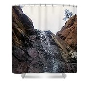 Upper Dorothy Falls 2 Shower Curtain