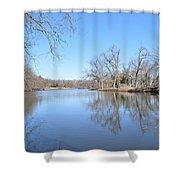 Upper Iowa Shower Curtain
