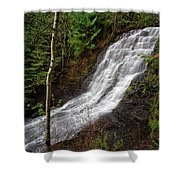 Upper Little Falls Shower Curtain