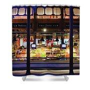 Upscale Mercado Shower Curtain