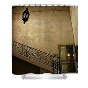 Upstairs Shower Curtain