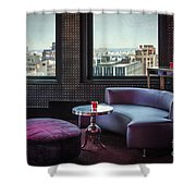 Uptown Groove Shower Curtain