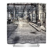 Urban #1 Shower Curtain