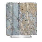 Urban Abstract Concrete 3 Shower Curtain
