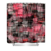 Urban Layers Shower Curtain