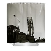 Urban Mosque Shower Curtain