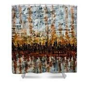 Urban Omega Shower Curtain