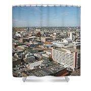 Urban Orleans Shower Curtain
