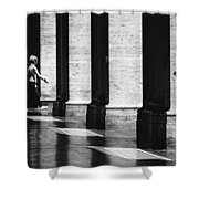 Urban Roots Shower Curtain