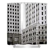 Urban San Francisco Shower Curtain