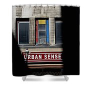 Urban Sense 1 Shower Curtain