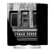 Urban Sense 1b Shower Curtain