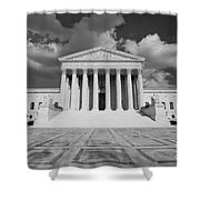 Us Supreme Court Shower Curtain