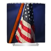 Usa Flags 08 Shower Curtain