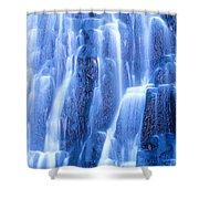 Usa, Wyoming, Yellowstone Park Shower Curtain