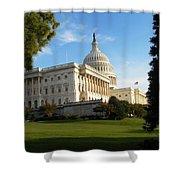 U. S. Capitol Shower Curtain