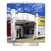 Used Cars Shower Curtain