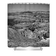 Utah 002 Shower Curtain