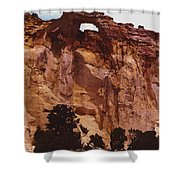 Utah Arch Shower Curtain