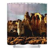 Utah Country 1 Shower Curtain
