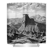 Utah Outback 18 Shower Curtain